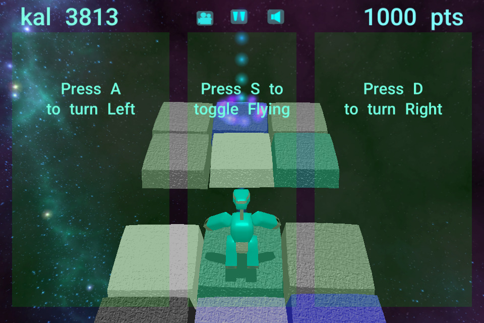 Neon Starlight Screenshot 2